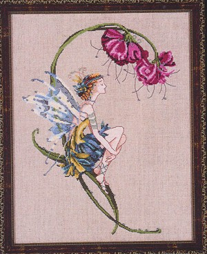 The Bliss Fairy - (Cross Stitch)