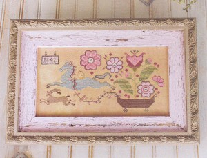 Spring Delivery - (Cross Stitch)