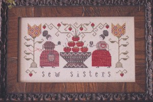 Sew Sisters - (Cross Stitch)