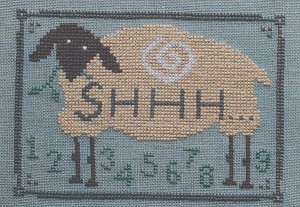 Shhh Counting Sheep