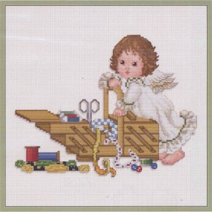 Stitching Angel with Workbox