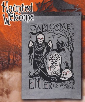Haunted Welcome