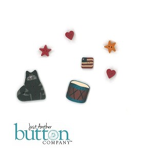 Liberty Fence Button Pack Raise the Roof