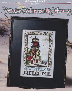 Winter Welcome Lighthouse