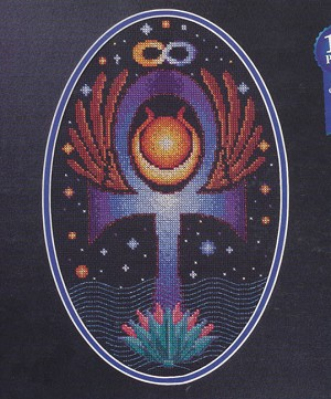 Ankh of Life - (Cross Stitch)